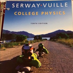 Other - SERWAY VUILLE COLLEGE PHYSICS textbook unbinded